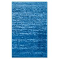 Safavieh Adirondack 2-Foot 6-Inch x 4-Foot Accent Rug in Blue