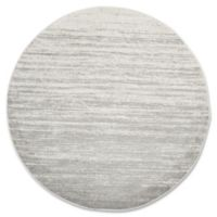 Safavieh Adirondack 5-Foot Round Area Rug in Ivory