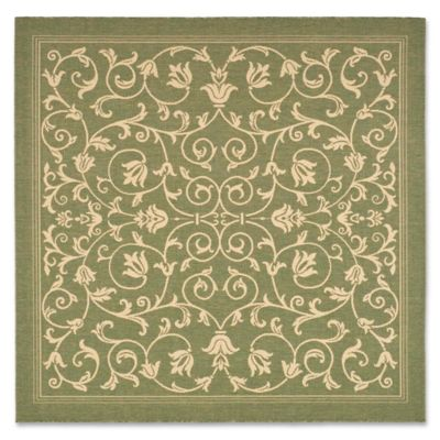 Green Round Rug Rugs Ideas
