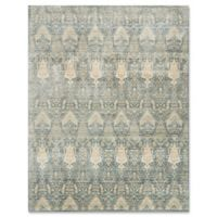 ED Ellen DeGeneres Trousdale 12-Foot x 16-Foot Area Rug in Blue/Sand