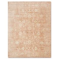 ED Ellen DeGeneres Trousdale 12-Foot x 16-Foot Area Rug in Rust