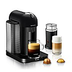Nespresso® by Breville® VertuoLine Coffee and Espresso Maker Bundle in Matte Black