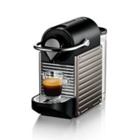 Nespresso® by Breville Pixie Coffee Machine in Titanium