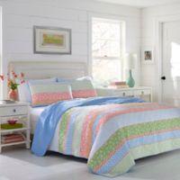 Poppy & Fritz® Charlie King Quilt Set in Light Blue
