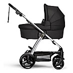 Mama & Papas Sola2 Stroller in Black with Bassinett