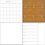 WallPops!® Dry-Erase Message Center Organization Kit