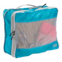 Lewis N. Clark® ElectroLight™ Large Expandable Packing Cube in Blue