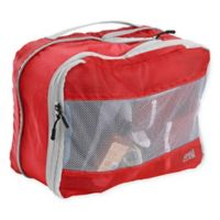 Lewis N. Clark® ElectroLight™ Medium Expandable Packing Cube in Red