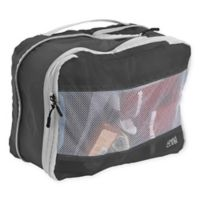 Lewis N. Clark® ElectroLight™ Medium Expandable Packing Cube in Charcoal