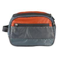 Lewis N. Clark® Discovery Toiletry Kit in Rust Orange