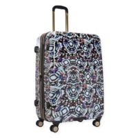 Malibu 28-Inch 8-Wheel Expandable Suitcase in Tie Dye