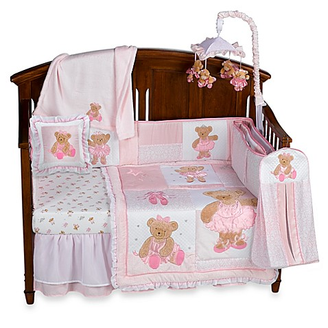 Kids Line Twirling Around Crib Bedding And Accessories