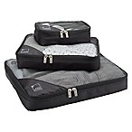Packing Cubes in Black (Set of 3)