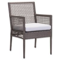 Zuo® Coronado Dining Chairs in Cocoa/Light Grey (Set of 2)