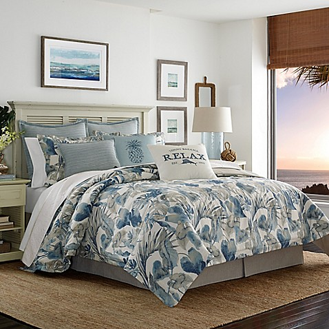 Tommy bahama raw coast duvet cover set bed bath beyond Tommy bahama bedding