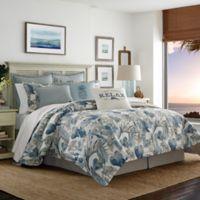 Tommy Bahama® Raw Coast King Comforter Set in Blue