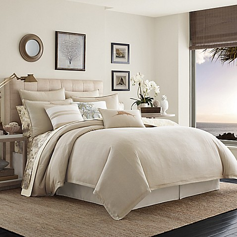 Tommy bahama shoreline duvet cover set bed bath beyond tommy bahama shoreline duvet cover set gumiabroncs Gallery