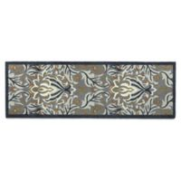 Bosmere 59-Inch x 20-Inch Multicolor Floral Muddle Mat