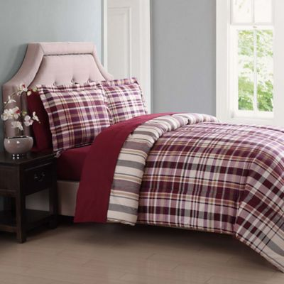 Buy Red Queen Bed Comforter Sets from Bed Bath Beyond