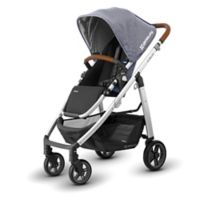 UPPAbaby® CRUZ Stroller with Leather Handles in Gregory