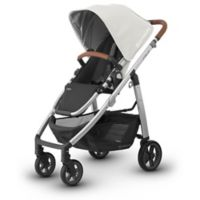 UPPAbaby® CRUZ 2018 Stroller with Leather Handles in Loic