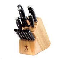 J.A. Henckels International® Forged Premio 13-Piece Knife Block Set