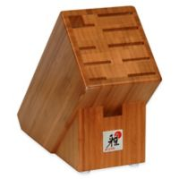 Miyabi 10-Slot Bamboo Knife Block