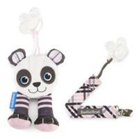 BooginHead® PaciGrip Panda Combo in Pink