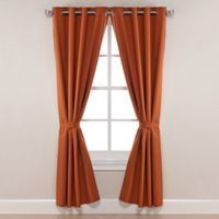 Pawleys Island® Sunbrella® Canvas 84-Inch Grommet Top Outdoor Curtain Panel in Rust
