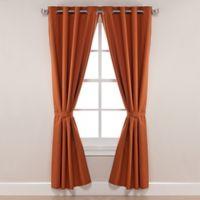Pawleys Island® Sunbrella® Canvas 96-Inch Grommet Top Outdoor Curtain Panel in Rust