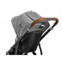 UPPAbaby® VISTA Leather Handlebar Cover in Saddle