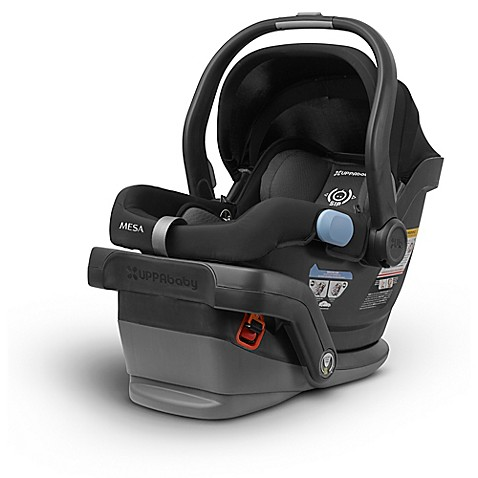uppababy mesa 2017 infant car seat in jake black buybuy baby. Black Bedroom Furniture Sets. Home Design Ideas