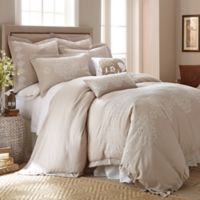 Levtex Home Valerie Full/Queen Duvet Cover in Natural