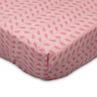 Lolli Living™ by Living Textiles Stella Little Birds Fitted Crib Sheet