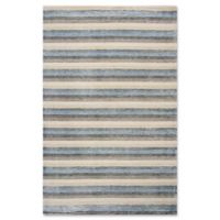 Donny Osmond Home Escape Horizons 7-Foot 6-Inch x 9-Foot 6-Inch Area Rug in Natural