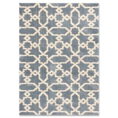 buy slate blue area rugs from bed bath & beyond
