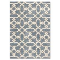 Oasis Manor3-Foot 3-Inch x 5-Foot 5-Inch Area Rug in Slate Blue