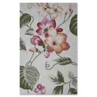Coral Exotica 3-Foot 3-Inch x 5-Foot 3-Inch Area Rug in Sand