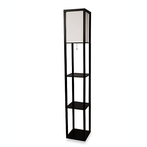 Etagere Floor Lamp Bed Bath And Beyond