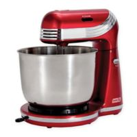 Dash™ Go Everyday Stand Mixer in Red