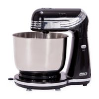 Dash™ Go Everyday Stand Mixer in Black
