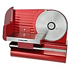 Kalorik Food Slicer in Red