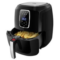 Kalorik® 5.5 qt. XL Digital Family Air Fryer with Dual Layer Rack