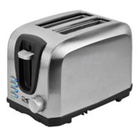 Kalorik® 2-Slice Toaster in Stainless Steel