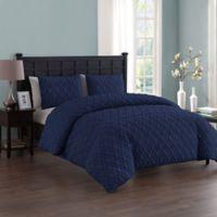 Buy Navy Blue Duvet Cover King Bed Bath Beyond