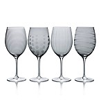 Mikasa® Cheers 24 oz. Red Wine Glasses in Smoke (Set of 4)