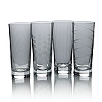 Mikasa® Cheers Highball Glasses in Smoke (Set of 4)
