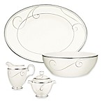 Noritake® Platinum Wave 5-Piece Completer Set