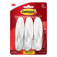 3M Command™ 6-Pack Medium Designer Hooks