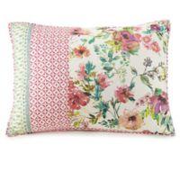 Jessica Simpson Boho Garden Standard Pillow Sham